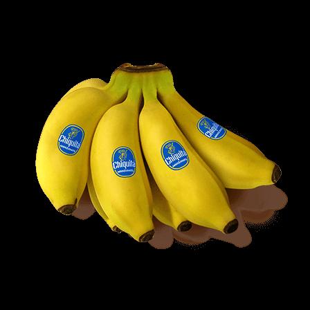 Banana manzano Chiquita