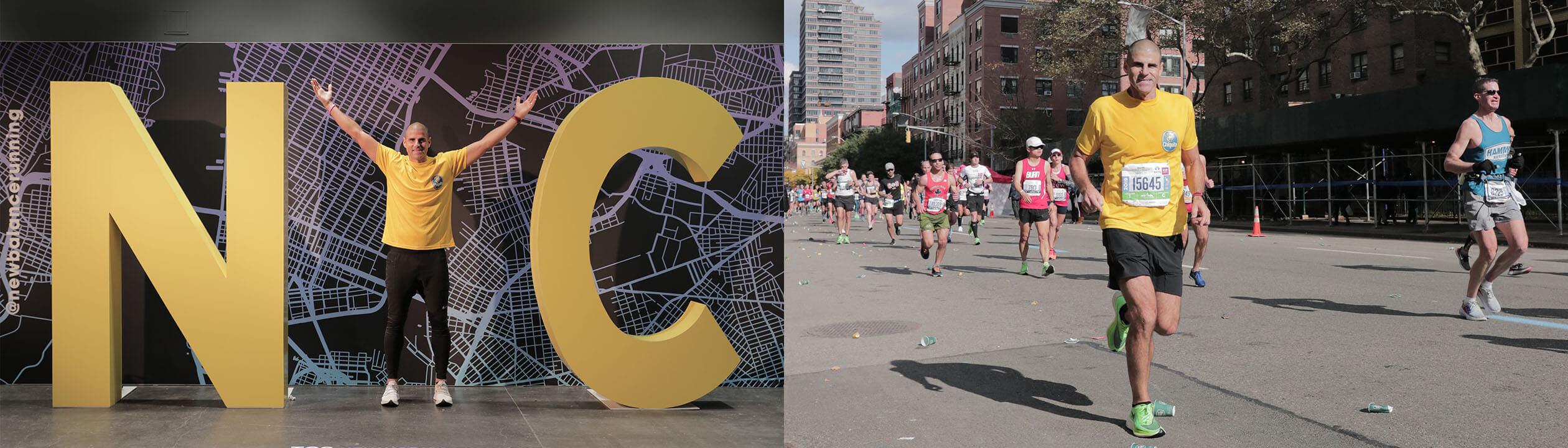 Programma di allenamento di 16 settimane per maratona completa