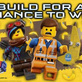 Chiquita è partner del nuovo sequel sul grande schermo THE LEGO® MOVIE 2: UNA NUOVA AVVENTURA