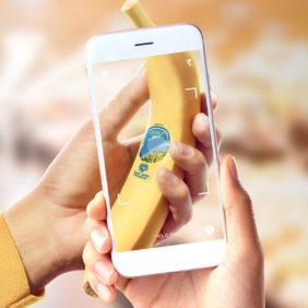Chiquita unisce le forze con Shazam e Dffrnt Media per trasformare completamente il reparto ortofrutta con esperienze immersive