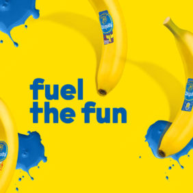 """Chiquita annuncia i vincitori del concorso """"Crea il tuo bollino"""""""