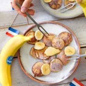 Favolose ricette da tutto il mondo con le banane Chiquita