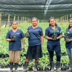 Parità di genere: Chiquita per l'emancipazione femminile