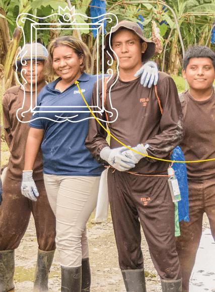 Chiquita affronta la sfida dell'empowerment femminile