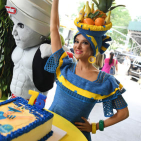 Buon compleanno Miss Chiquita!