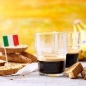 Cantuccini italiani con banana Chiquita