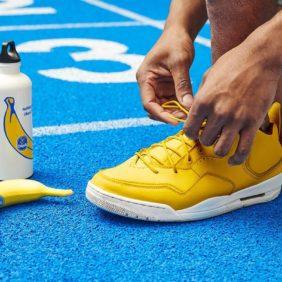 Corri, corri, corri più veloce che puoi questa primavera con le Banane Chiquita