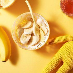 Sei ottimi motivi per scegliere le banane Chiquita per lo svezzamento del tuo bambino
