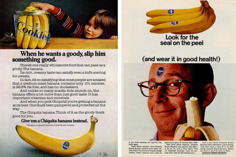 Campagne - Un assaggio dei migliori momenti Chiquita