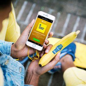 Allenamenti con le playlist di Chiquita su Spotify