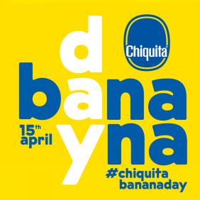 Festeggia il Chiquita Banana Day