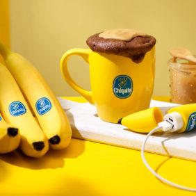 Ricette facili e veloci di torte in tazza con banana Chiquita