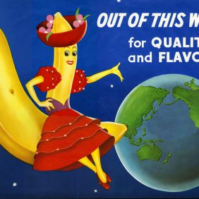 Miss Chiquita: un assaggio del miglior marchio di banane