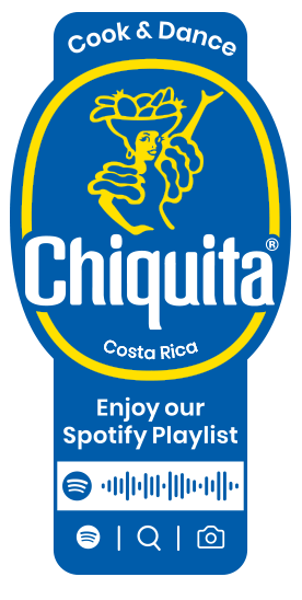 Spotify_Cook_Dance_Chiquita_Sticker