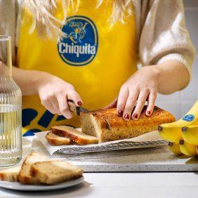 Pane alla banana con 3 ingredienti di Chiquita