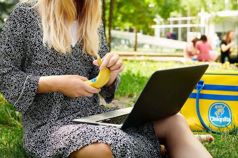 Banana Chiquita frutta 3