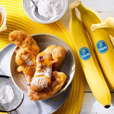 Banane Chiquita fritte, facili da preparare