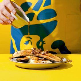 Banane Chiquita grigliate, subito pronte!
