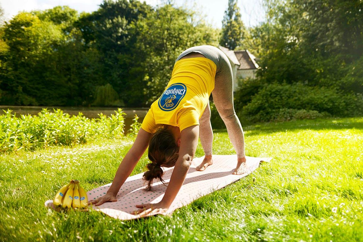 Yoga Pose Chiquita