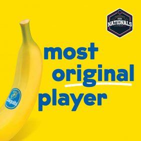 Chiquita premia il Most Original Player del più grande torneo nazionale di eSports