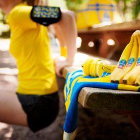 Non lasciarti scappare i Bollini Fitness Chiquita!