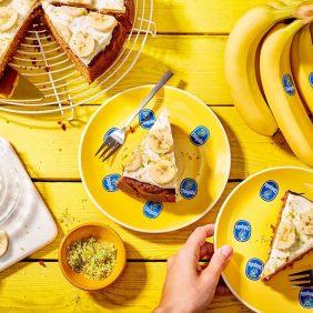 Banana bread Chiquita alle carote