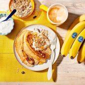 Pancake al banana bread Chiquita