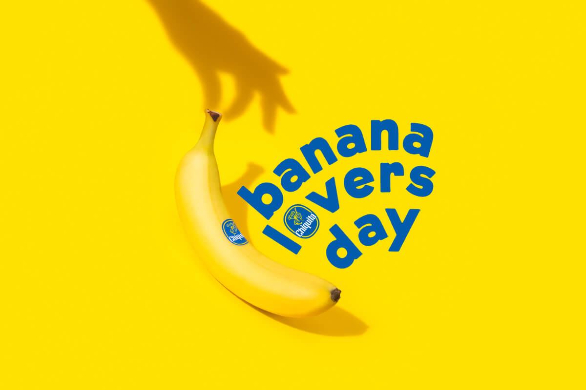 Chiquita festeggia la Giornata Mondiale dei Fan della Banana con le ricette alle banane più amate