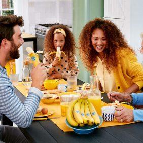 Celebra le banane Chiquita in occasione della Giornata Mondiale dell'Alimentazione!