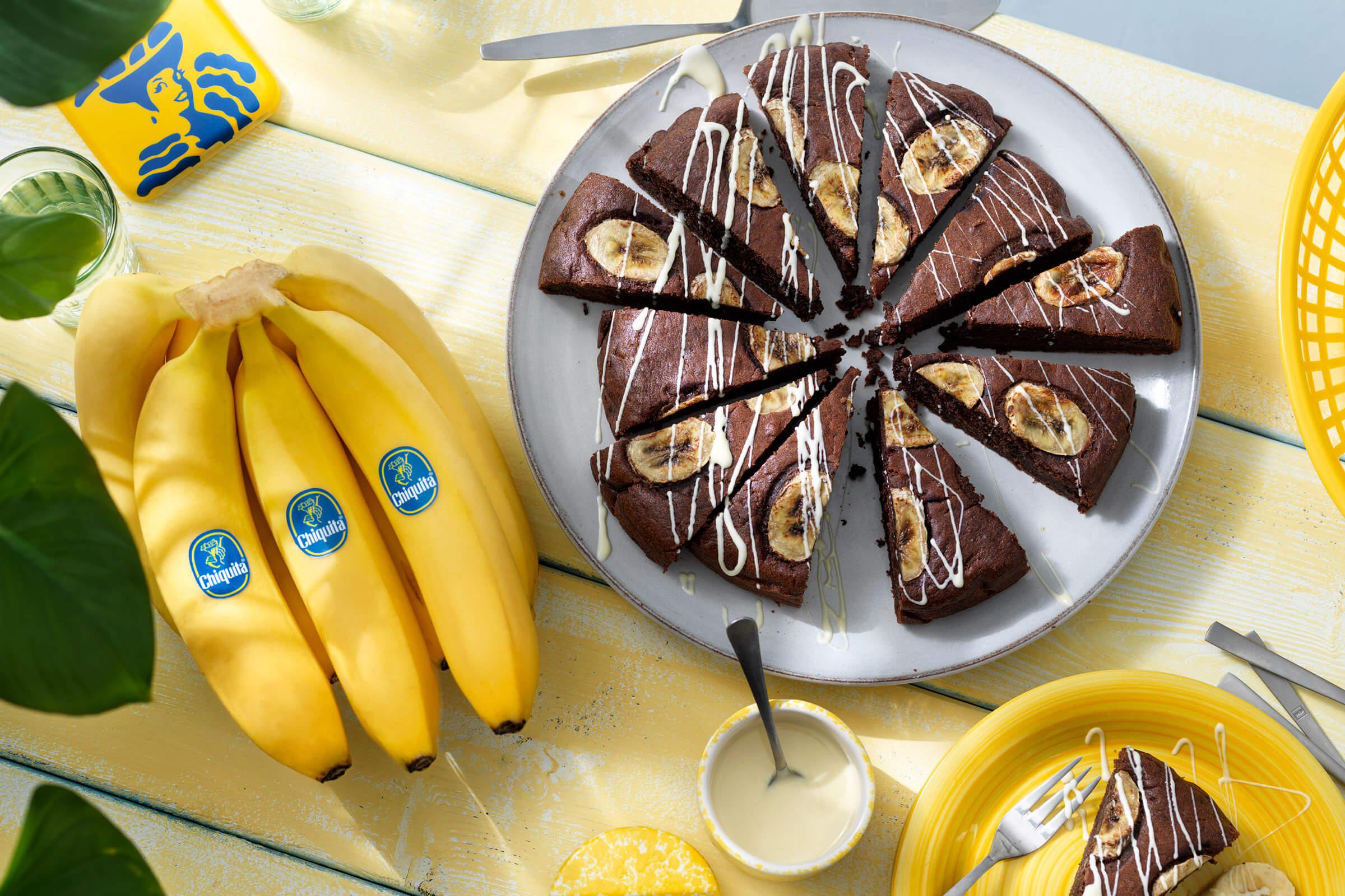 Banana bread Chiquita al cioccolato
