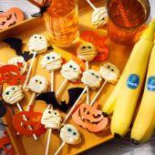 Lecca lecca di Halloween alla banana Chiquita