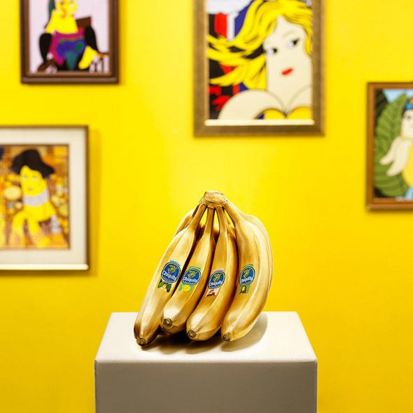 Scopri uno dei capolavori Chiquita!
