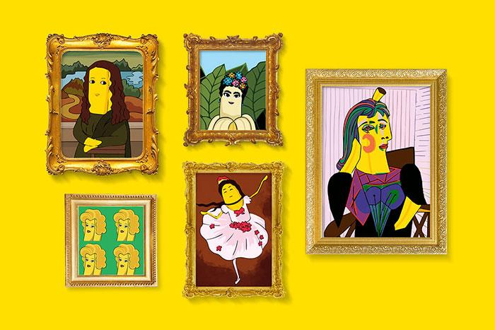 Quale capolavoro Chiquita sei?