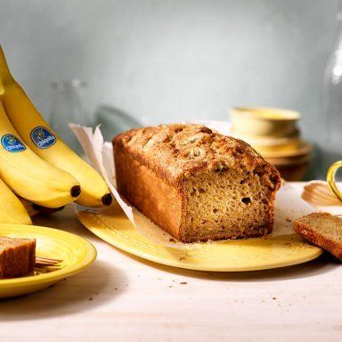 banana bread facile da preparare di Chiquita