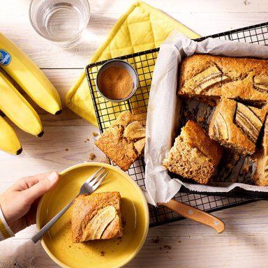 Banana bread sano di Chiquita