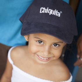 Chiquita celebra la Giornata mondiale dell'Infanzia