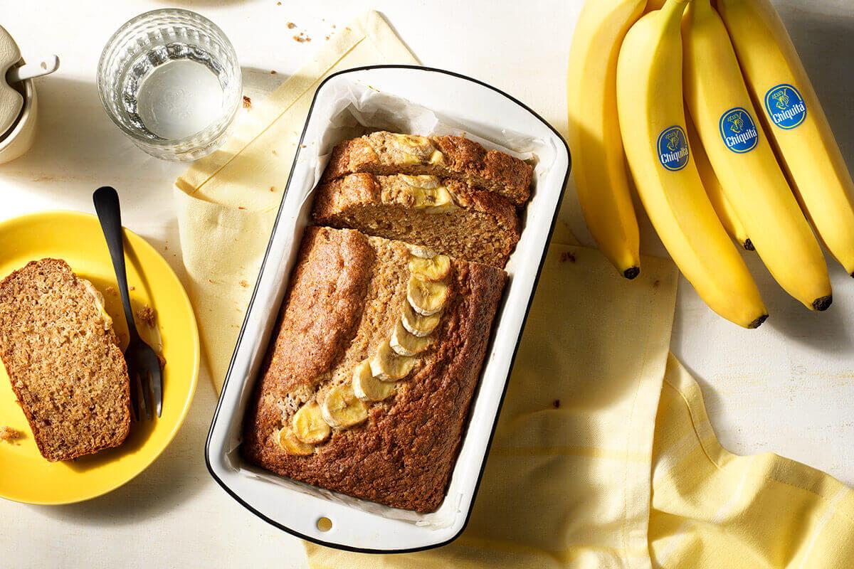 Banana Bread Sugar Free di Chiquita