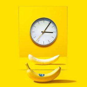 Cerchi degli spuntini salutari? Ce li hai sotto gli occhi: le banane Chiquita!