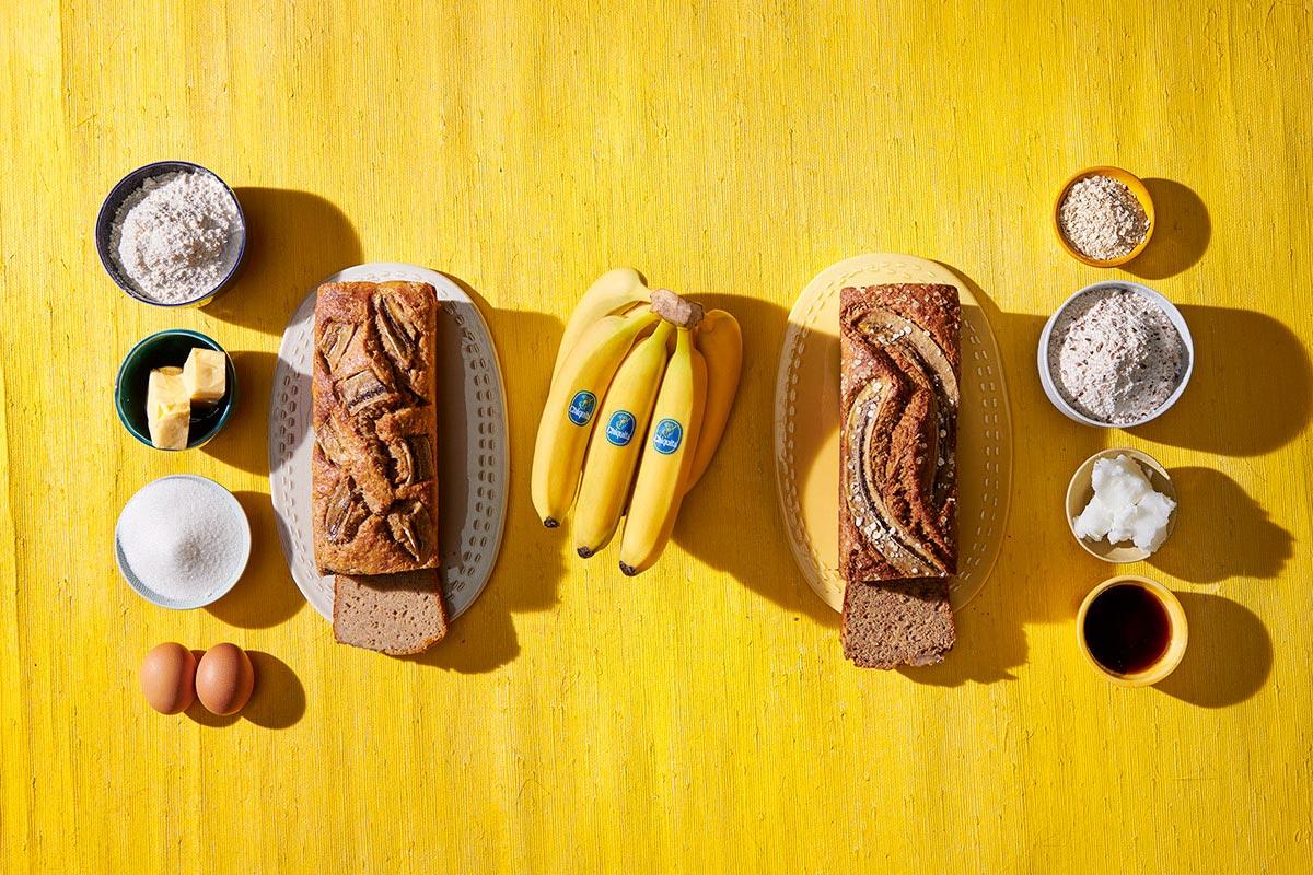 Ricette di Banana bread con ingredienti alternativi