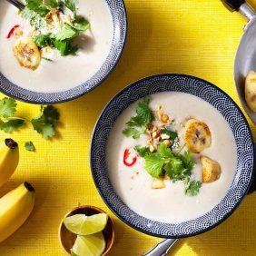 Idee per un pranzo sano: gustose ricette salate con le banane