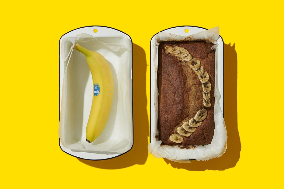 Miglior banana bread: quante banane servono?
