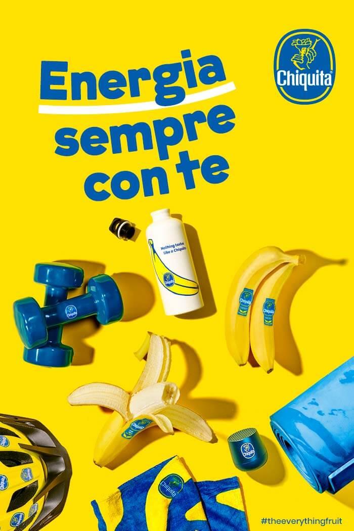 Energia sempte con te Chiquita
