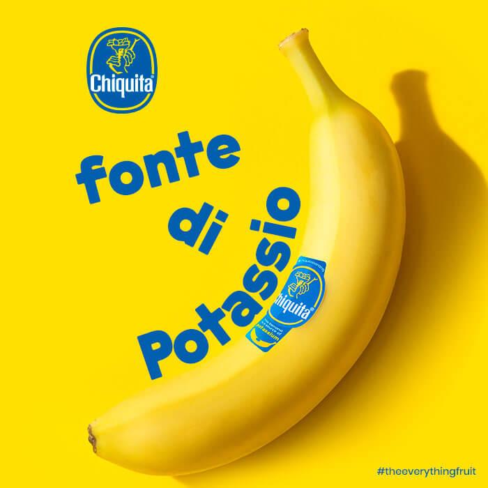 Fonte di Potassio Chiquita
