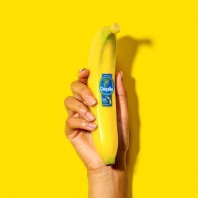 Chiquita Promuove i Benefici della Banana con i Nuovi Bollini