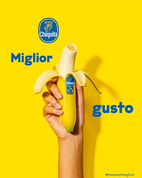 Miglior gusto Chiquita