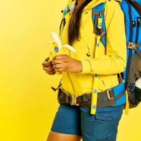I benefici delle banane per gli escursionisti