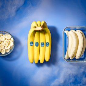 Come congelare le banane?