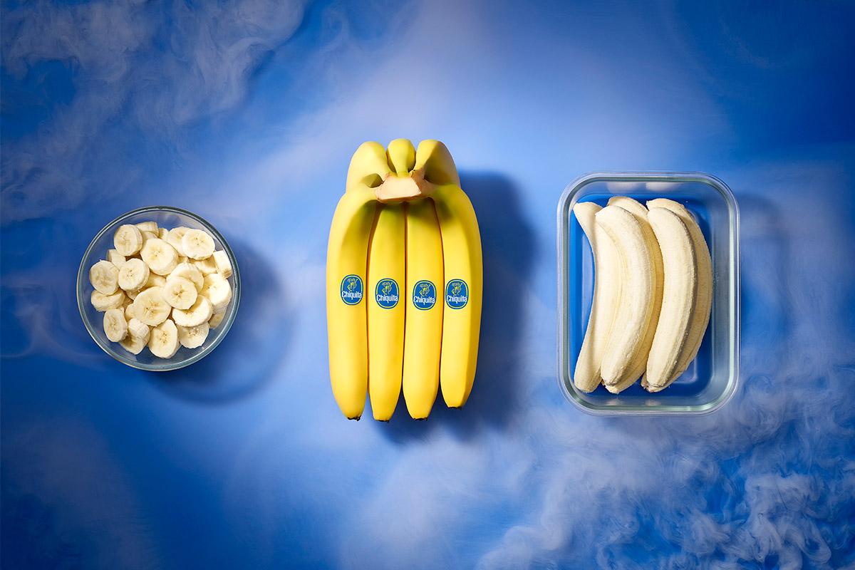 Come congelare le banane