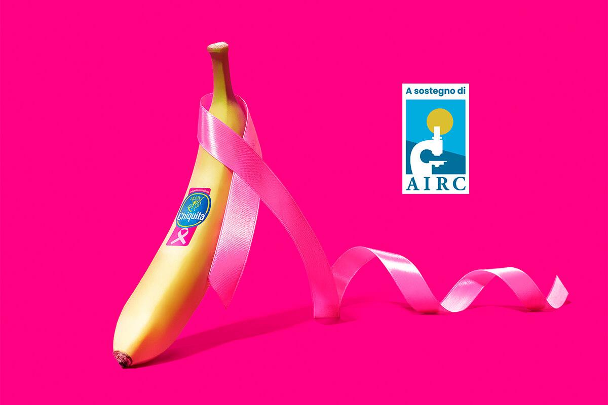 IT Chiquita Banana Pink Ribbon