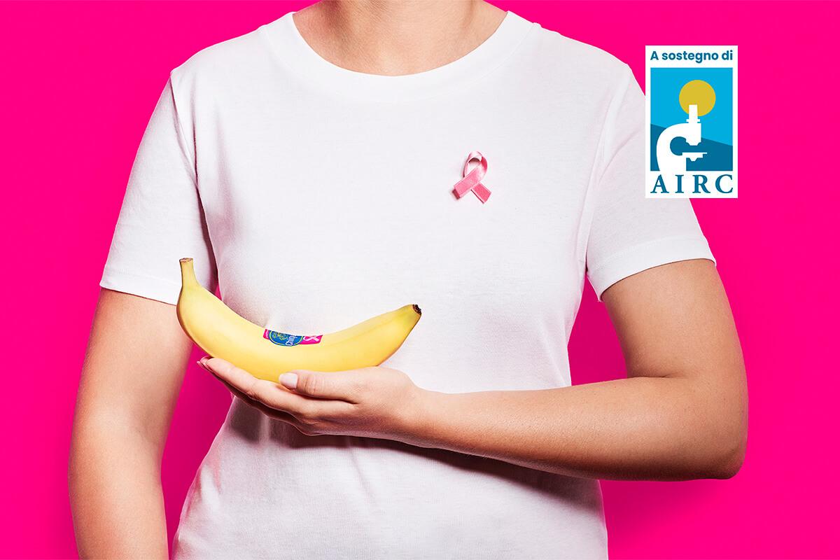IT Chiquita Pink Sticker T-Shirt Ribbon